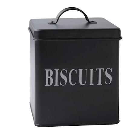 Galzone Säilytyspurkki Biscuits Metalli 16,5×14 cm