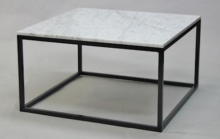 Bild av Runa Design Kvadratisk marmor soffbord helkub