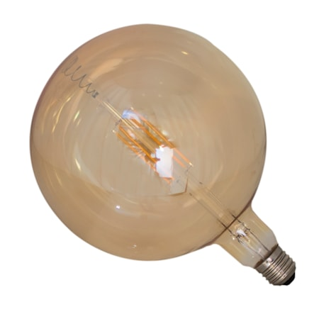 Glödlampa LED dimbar E27