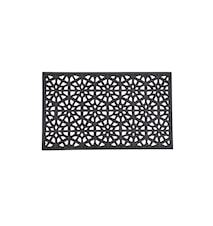 Dörrmatta All Rubber 45x75 cm - Svart