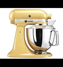 Artisan 175 Køkkenmaskine 4,8 liter Gul