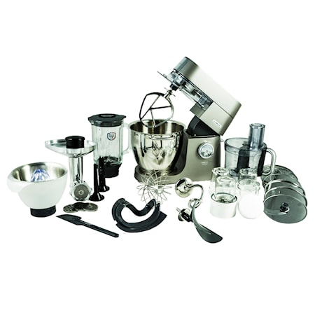 Kenwood Limited Chef Titanium XL Megapack KVL8470S
