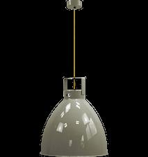 Augustin A540 Taklampa Ø54 cm Matt m. Silverfärgad insida
