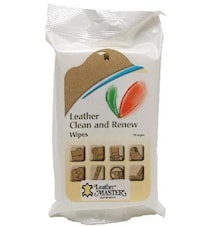 Leather Clean Renew Wipes - 60st