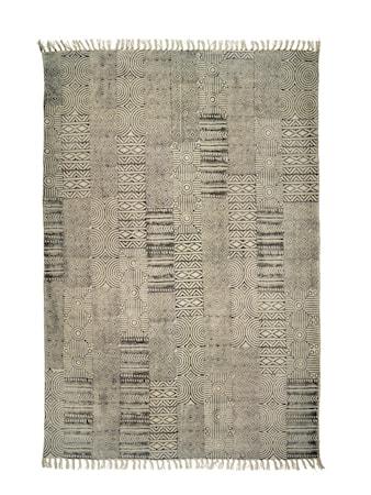 Mosaic matta – Charcoal