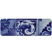 Lisboa serveringsfat blå kakel