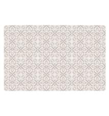 Tablett Sand/Ruta 44x28,5 cm