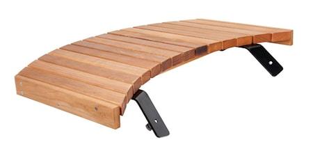 Originalsidobord till stekhäll 100 cm