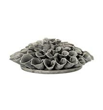 Dekorasjonsblomst Stone Grey