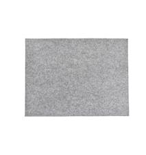 Tablett Filt Grå 40x30 cm