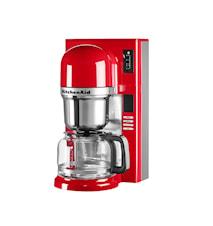 Kaffebryggare röd 1,25 L