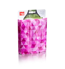 Active Wine Cooler Diamond Pink