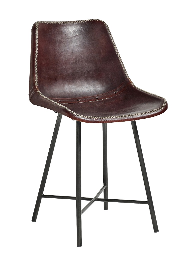 Nordal läder stol