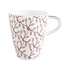 Caffe Club Floral berry Mugg 0,35l