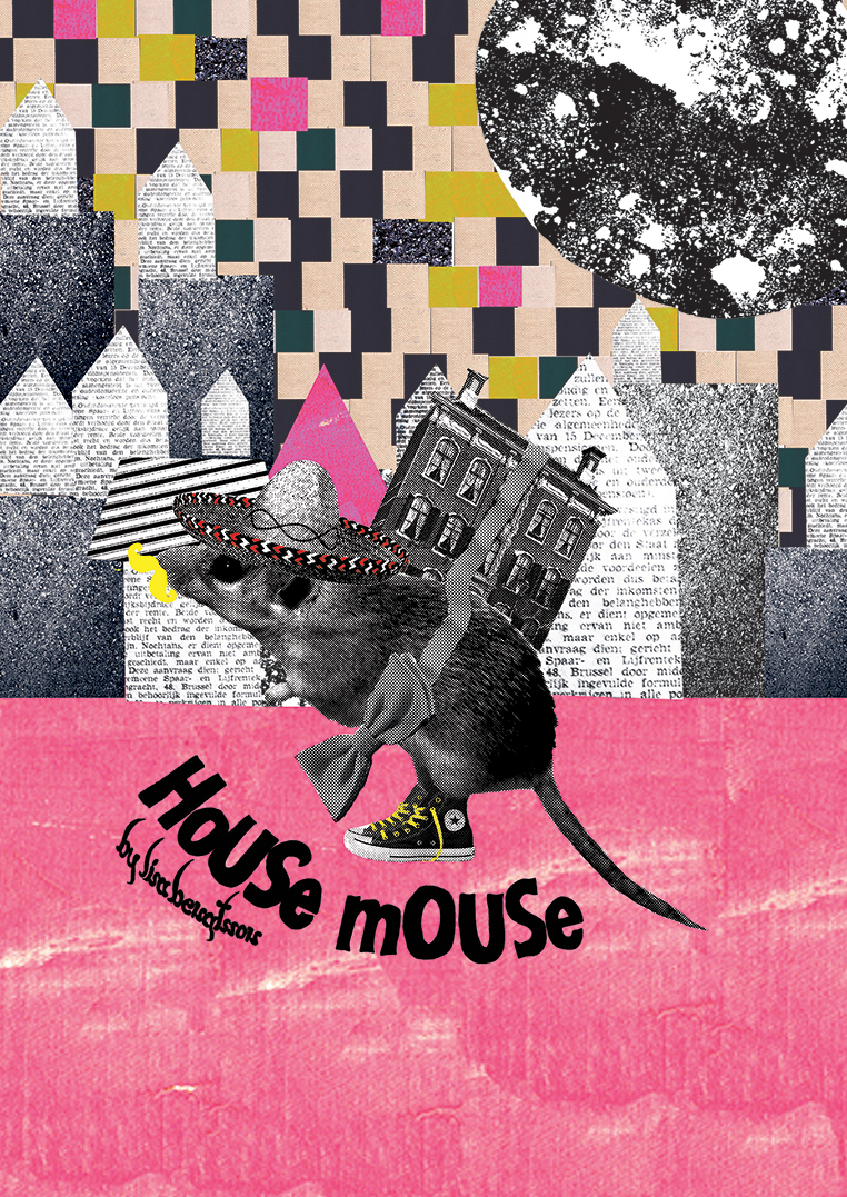 House mouse poster