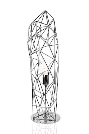 Bild av Globen Lighting Bordslampa Diamond Statue Krom