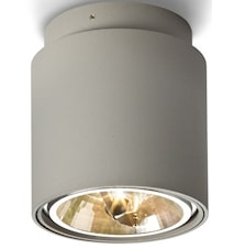 Ex Cylindrisk taklampa