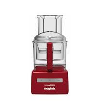Jubileum 5200 XL Foodprocessor 1100W rød