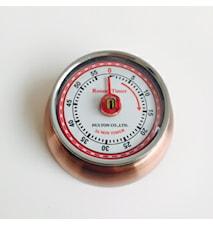 Timer Magnet Antik Brons