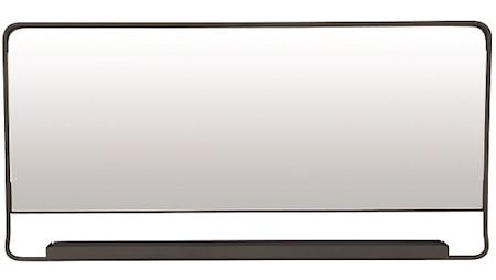 Spegel Chic 80x40 cm - Svart