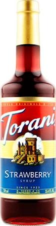 Torani Strawberry syrup 375 ml