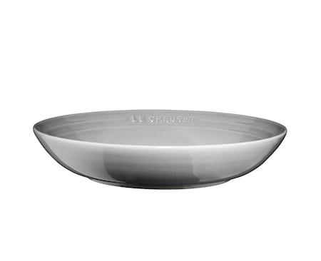 Le Creuset Pastatallrik 24 cm Mist Gray