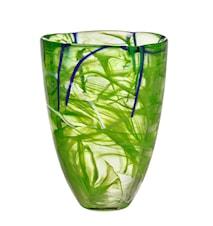 Contrast Lime Vas 20 cm