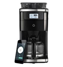 Smarter Coffee 2.0 App-styret Kaffebrygger med Kværn, 12 kopper