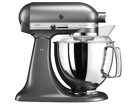 Køb Artisan 175 Køkkenmaskine 4,8 liter Grafit Metallic online | KitchenTime