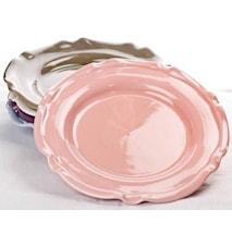 Provence Tallrik Rosa 30 cm