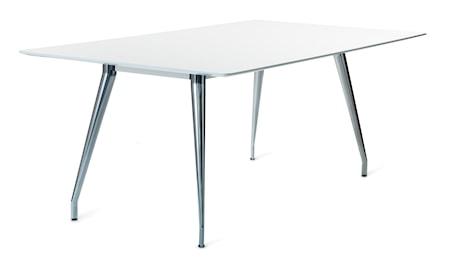 Bild av Skandiform Colt rektangulär aluminium matbord