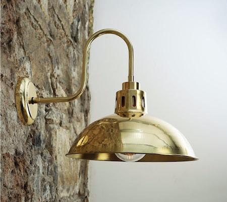 Bild av Mullan Lighting Talise swan vägglampa