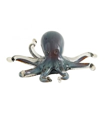 Glasdekoration Octopus