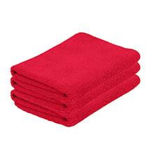 Disktrasa Röd 32x32 cm 3-pack