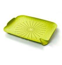 Skydd för diskho Grön