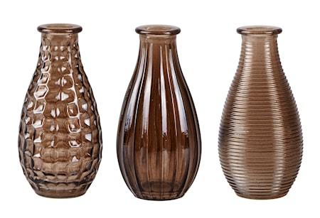 Bild av KJ Collection Vas Glas 14 cm
