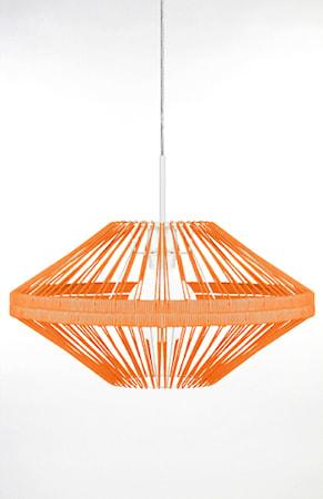 Bild av Globen Lighting Pendel Rubber Orange