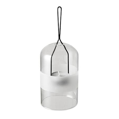 Bild av Bloomingville Lanterna Klar Glas 8x13cm