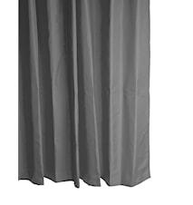 Duschdraperi Grå Polyester 180x200 cm
