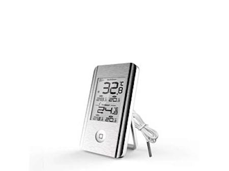 Termometerfabriken Sisä-/Ulkolämpömittari, Alumiini min/max