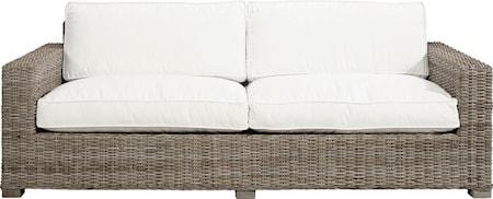 Hudson 3-sits Soffa inkl. dyna