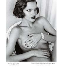 Natalia Vodianova poster 60x80