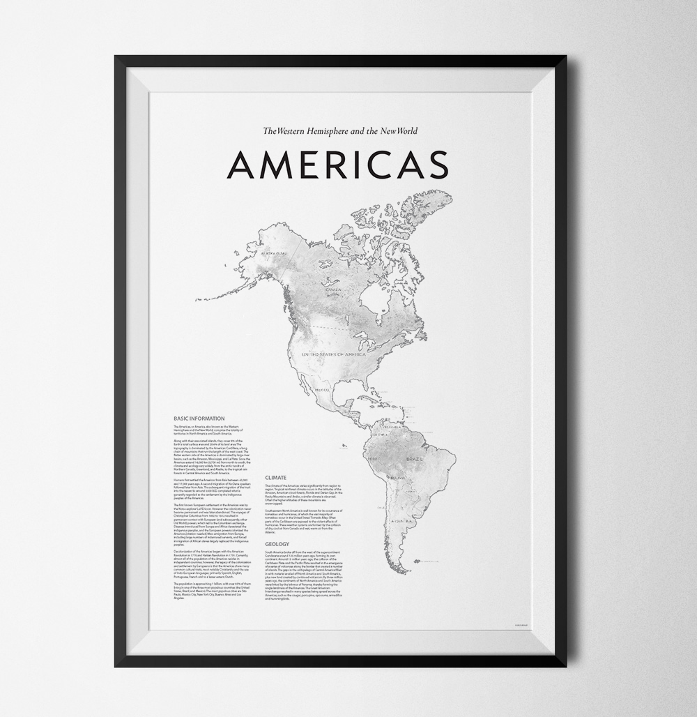 America 114 poster