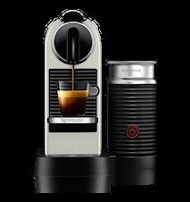 Citiz & Milk 2 Vit Kaffemaskin