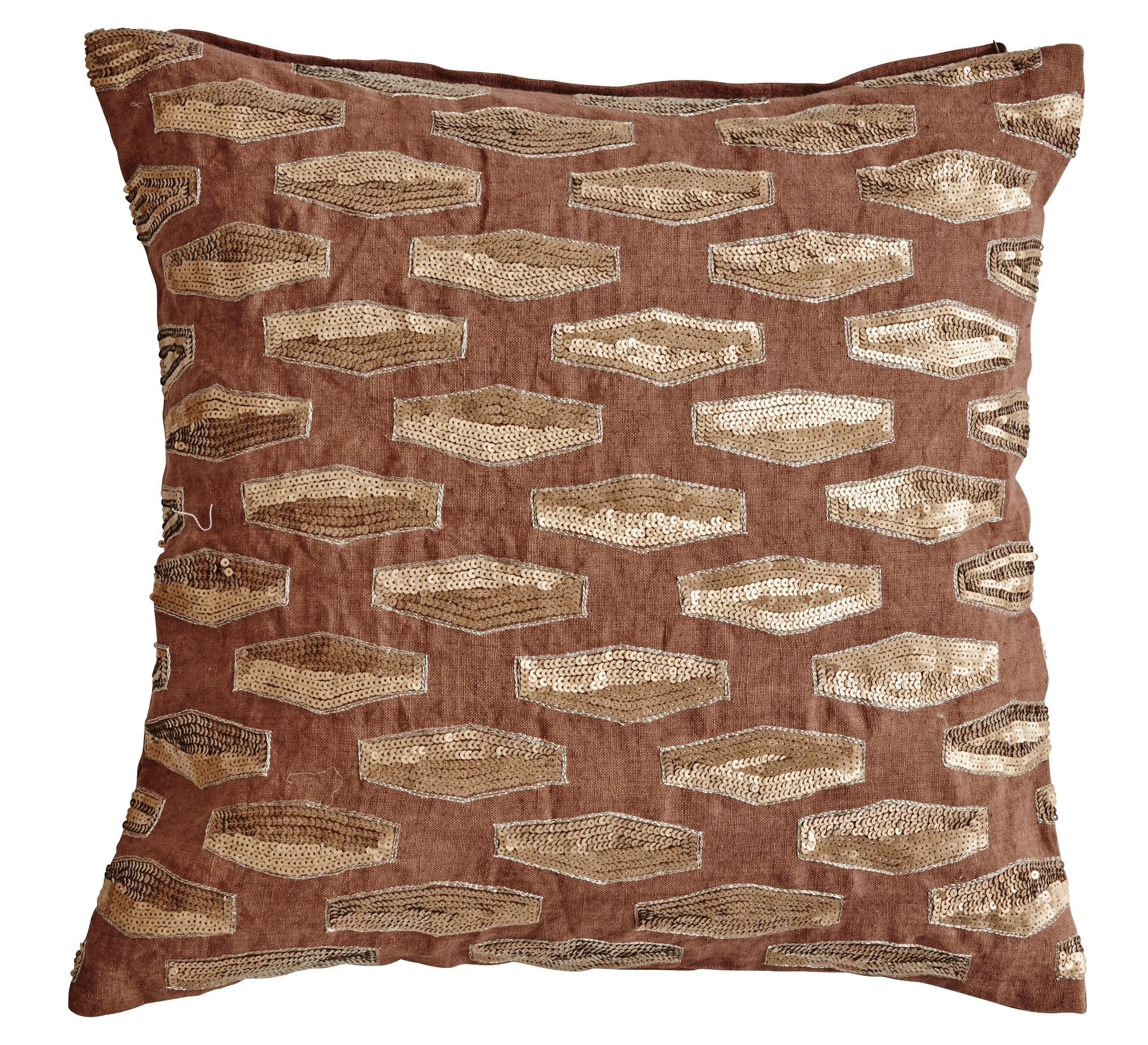 Fifties Cushion Cover Kuddfodral - Caramel