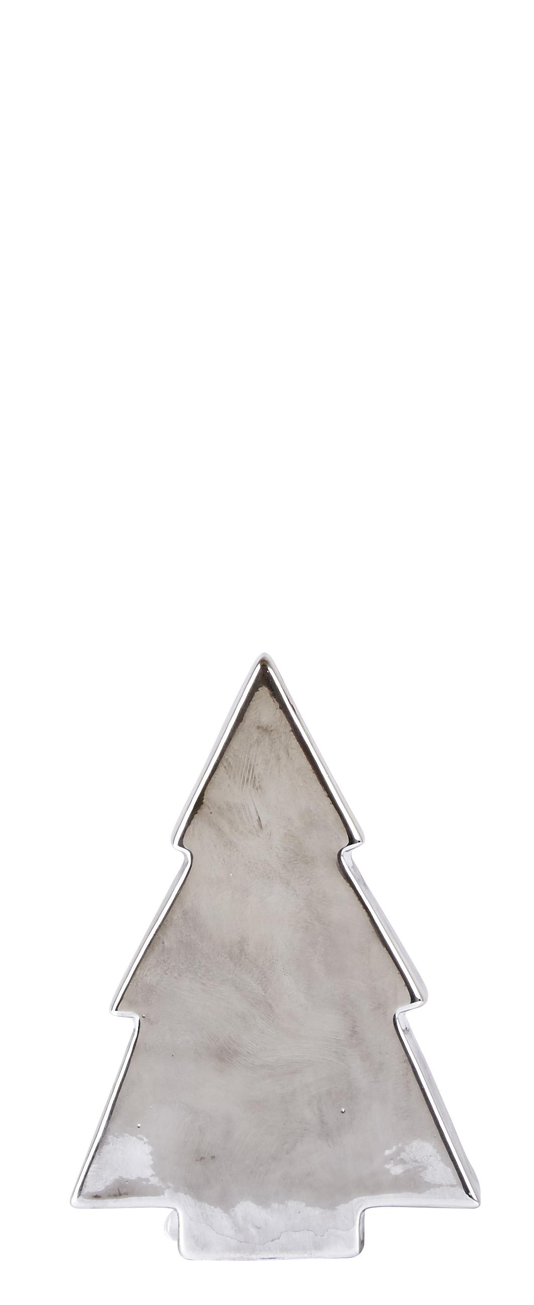 Figur Keramik Silver 16,4 cm