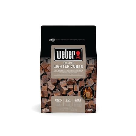 Weber® Tennekube, økologisk