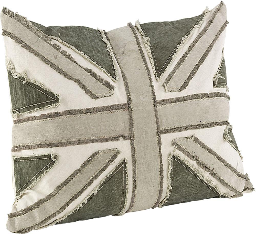 Armytent Flag Kuddfodral + innerkudde