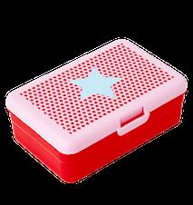 Lunchbox Barn Röd/Rosa