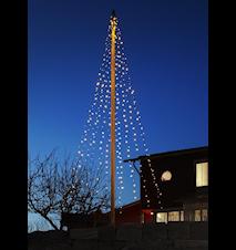 Ecolight flagpole 360 flaggstångsbelysning
